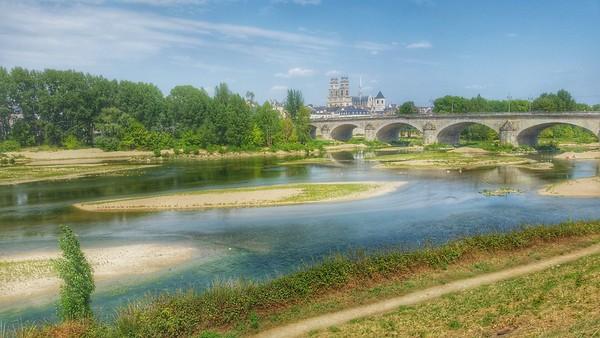 Orléans ville - Vue générale