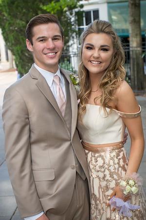 Claire Prom & Graduation Images