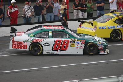 07-31-09 Pocono-NASCAR Nextel Cup, ARCA Practice