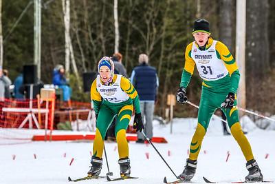 2014-2015 Nordic Skiing