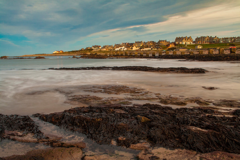 Lossiemouth West Beach, Moray, Scotland