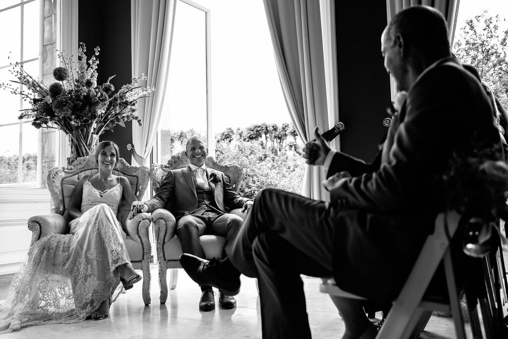 Bruidsfotografie Orangerie Elswout