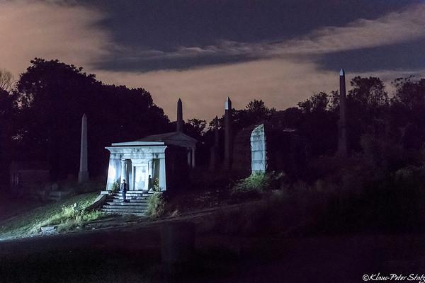 Mount Moriah Cemetery Philadelphia 2017