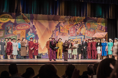 Alec, Guys and Dolls 2014