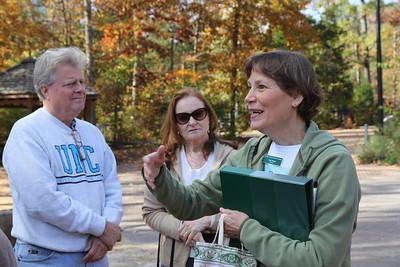 Epworth at the NC Botanical Gardens 11/2013