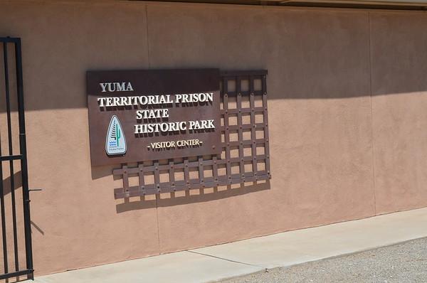 Yuma Territorial Jail, Arizona, Aug 2011