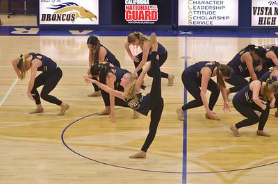 Dance BB vs. Chaparral