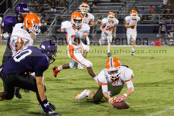 Boone Junior Varsity Football #5 - 2013
