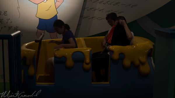 Shanghai Disneyland, Shanghai, Disneyland, Fantasyland, Many Adventures of Winnie The Pooh, Adventures, Winnie, Pooh
