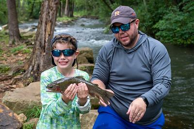 Fishing (August 14)