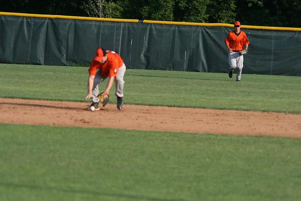 2008 Legion Baseball Vestal vs Endicott