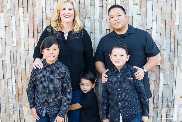 Chung Family Photoshoot 10.27.18
