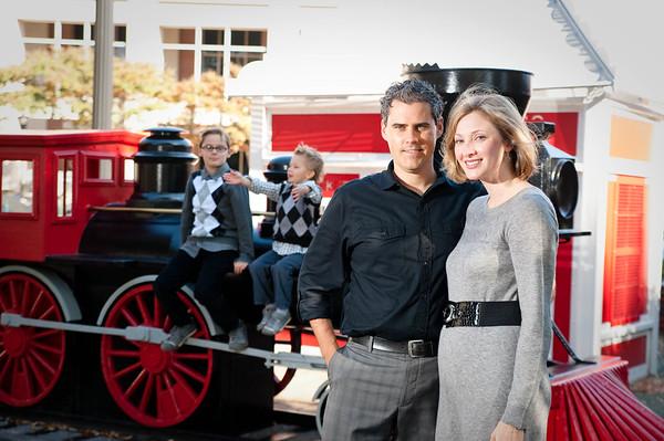 Andy & Tiffany: Holiday 2011