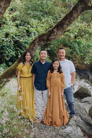 WONG Family 2020