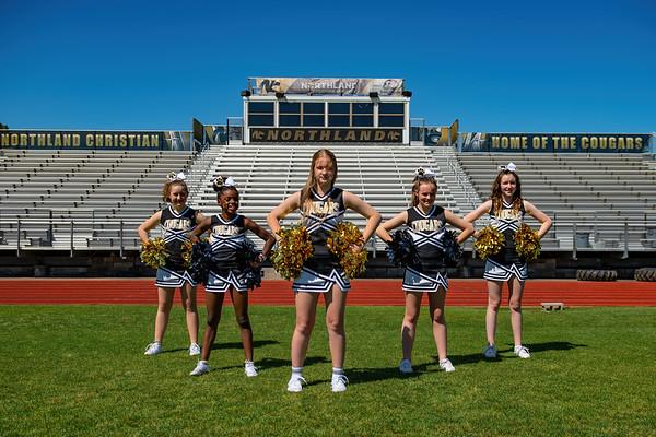 MS Cheer Team