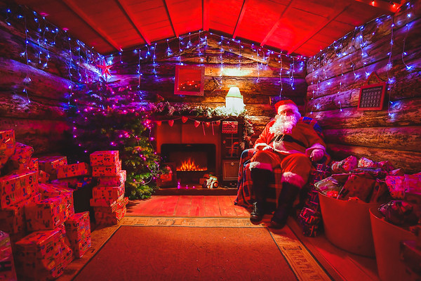 Winter Wonderland and Grotto- Gower Fresh Christmas Trees