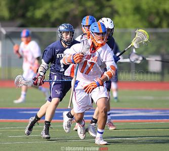 Penn Yan Lacrosse 5-25-16