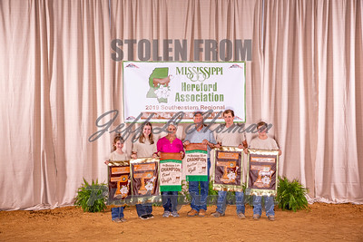 2019 Southeast Regional Junior Hereford Show