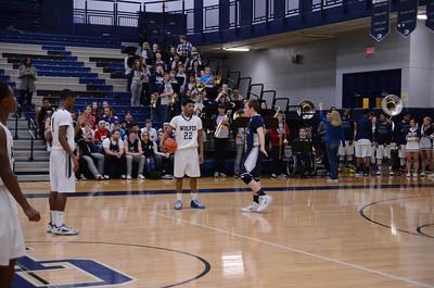 OE Soph. Boys Basketball Vs Plainfield So. 2014