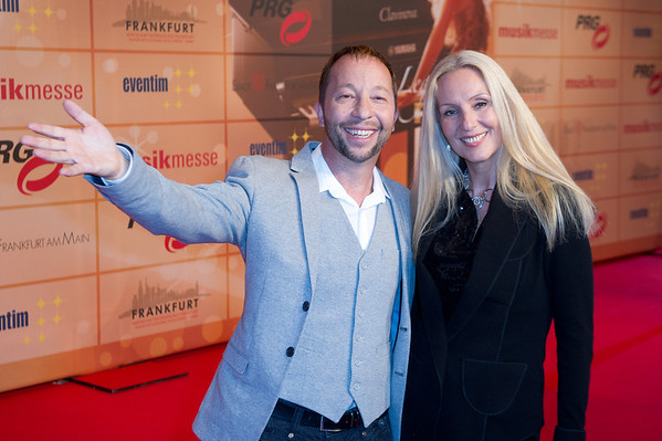 Lea Award 2014 am 11.03.14 in Frankfurt in der Festhalle