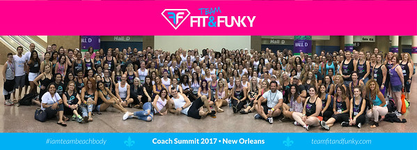 Coach Summit 2017 - New Orleans