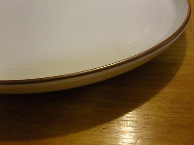Plates, china, platters