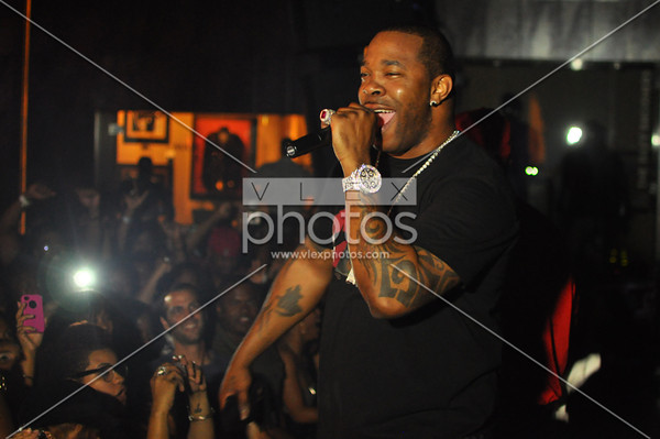 Busta Rhymes LIVE in Las Vegas 07.02.11