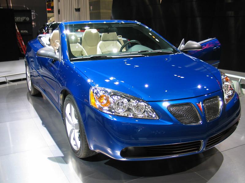 2006 G6 Convertible