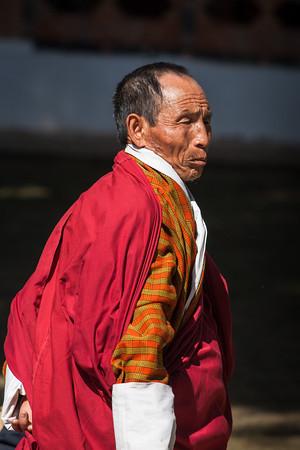 Bhutan - Punakha Festival