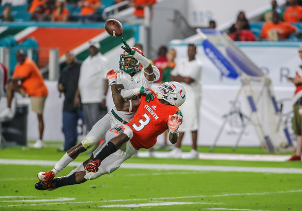 Miami vs. FAMU