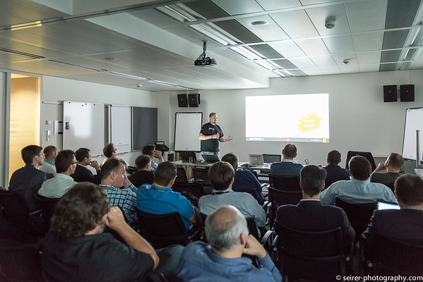 2015-09-28 System Center Usergroup @ Microsoft Wien