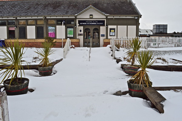 Bo'ness Winter Gallery