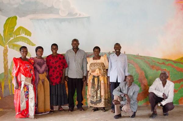 East Africa 2012
