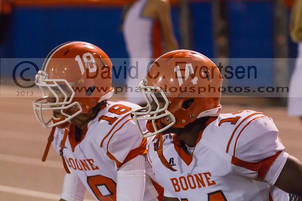 Boone Varsity Football #14 - 2013