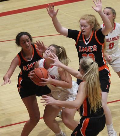 2020-21 OHS girls basketball