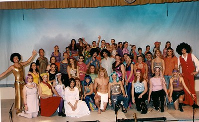 Joseph and the Amazing Technicolor Dreamcoat - October 2002