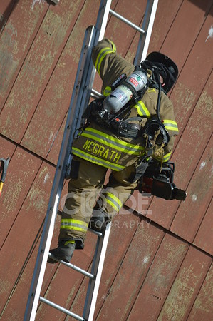 Live Burn Training (4/28/15)