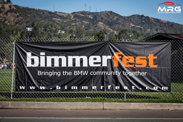Bimmerfest 2014 with MRG