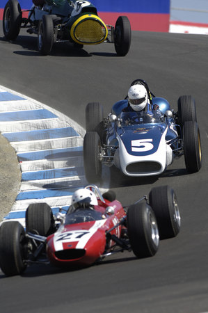 2006 Monterey Historics Group 5A 1955-1965 Formula 1 & 2 Cars