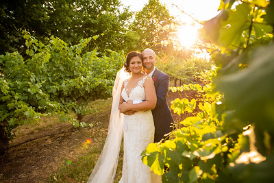 Rachael + John's Wedding