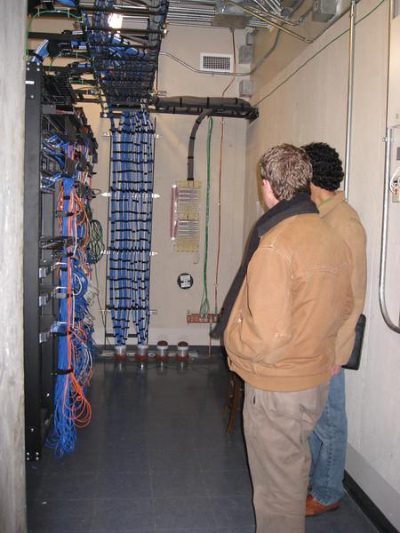 Misc Data Closets