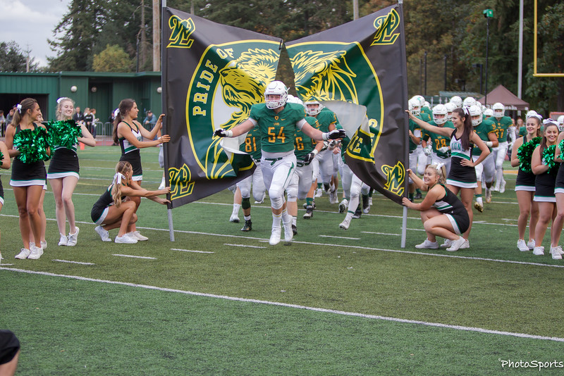 West Linn vs. Oregon City September 2, 2016