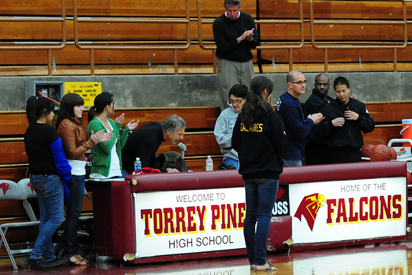 TP vs Sweetwater, CIF Playoff, 2-22-11