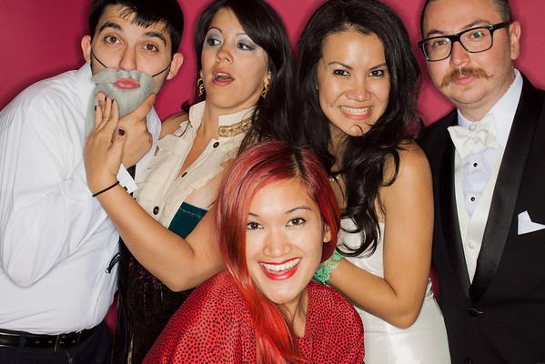 Stephanie and Javier's Wedding