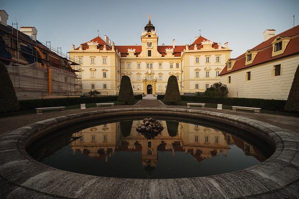 Zamek Valtice