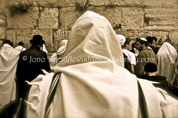 ISRAEL, Jerusalem, Old City. Kotel (Western Wall) (2.2010)