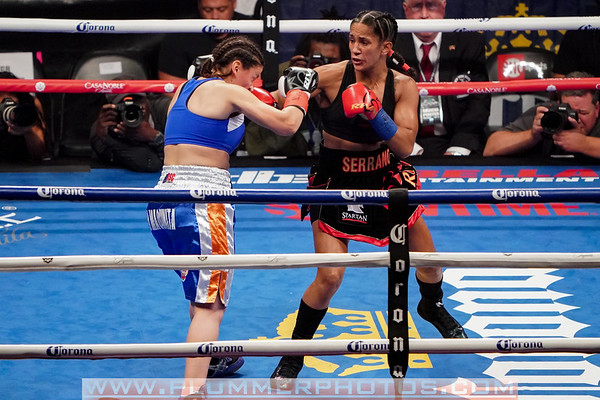 Amanda Serrano Defeats Yamila Esther Reynoso