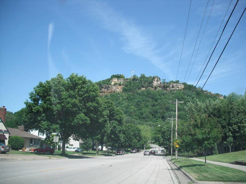2009-07-11 Grandad Bluff in La Crosse WI.JPG