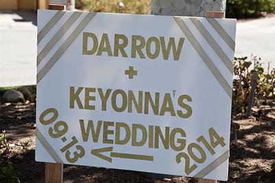 Keyonna and Darrow