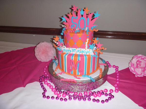 Madelynn's Birthday 2013
